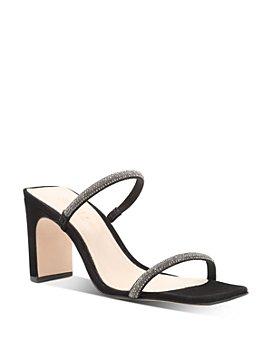 SCHUTZ - Women's Salwa Slip On High-Heel Sandals