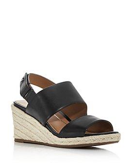 Vionic - Women's Brooke Slingback Espadrille Wedge Sandals