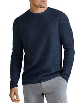 Zachary Prell - Miller Cotton & Cashmere Birdseye Sweater
