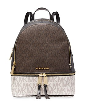 MICHAEL Michael Kors - Rhea Small Zip Backpack