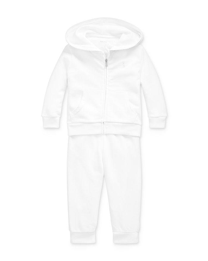 Ralph Lauren - Girls' Hoodie & Jogger Set - Baby
