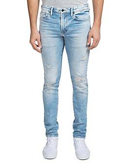 PRPS - Neosho Slim Fit Jeans in Light Wash