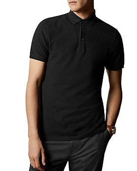 Ted Baker - MMB Infuse Textured Regular Fit Polo Shirt