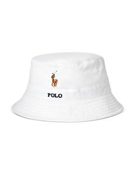 Polo Ralph Lauren - Cotton Stretch Twill Bucket Hat