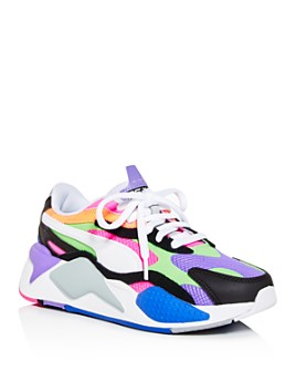 PUMA - Women's RS-X³ Puzzle Low-Top Sneakers