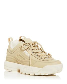 FILA - Women's Disruptor II Low-Top Sneakers