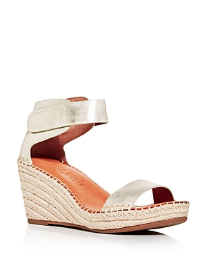 Gentle Souls By Kenneth Cole GENTLE SOULS BY KENNETH COLE WOMEN'S CHARLI ESPADRILLE WEDGE SANDALS