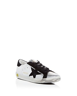 Golden Goose Deluxe Brand - Unisex Superstar Low-Top Sneakers - Baby, Walker, Toddler, Little Kid
