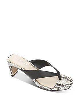 Kenneth Cole - Women's Macen Slip On Thong Sandals