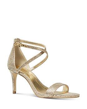 MICHAEL Michael Kors - Women's Ava Strappy High-Heel Sandals