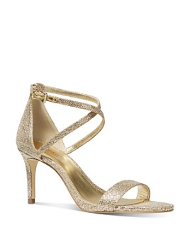 MICHAEL Michael Kors - Women's Ava Strappy High-Heel Sandals