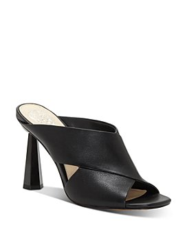 VINCE CAMUTO - Women's Averessa Crisscross High-Heel Sandals