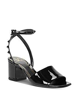 Valentino Garavani - Women's Rockstud Strap Mid-Heel Sandals