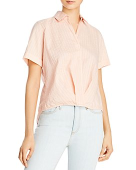 rag & bone - Kristine Short-Sleeve Top