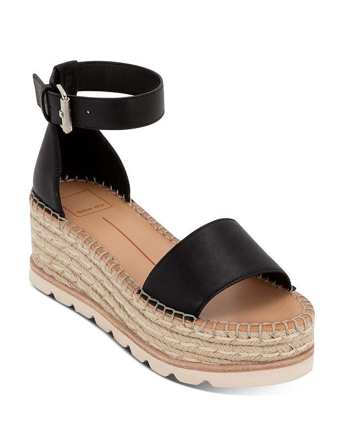 Dolce Vita - Women's Larita Strappy Espadrille Platform Sandals