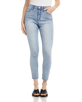 Karen Kane - Skinny Jeans in Light Blue