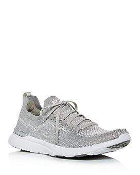 APL Athletic Propulsion Labs - Women's TechLoom Breeze Knit Low-Top Sneakers