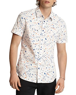 John Varvatos Star USA - Doug Regular Fit Shirt