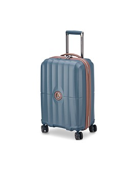 Delsey - St. Tropez Expandable Carry-On Spinner Suitcase