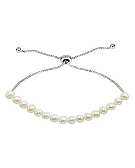 AQUA - Cultured Freshwater Pearl Slider Bracelet - 100% Exclusive