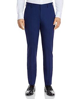 Theory - Zaine Good Wool Extra Slim Suit Pants