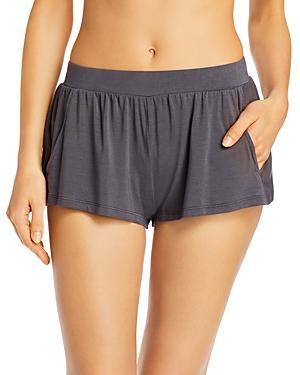 Eberjey Finley Not So Basic Sleep Shorts-Women
