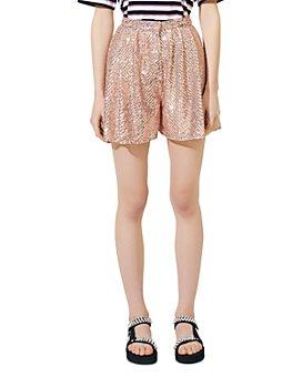 Maje - Ipaillette Shorts