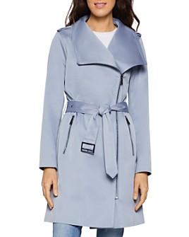 BCBGENERATION - Missy Envelope Belted Trench Coat