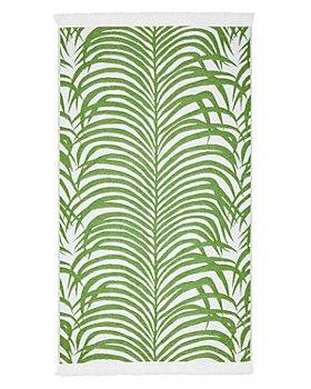 Matouk - Cotton Zebra Palm Beach Towel