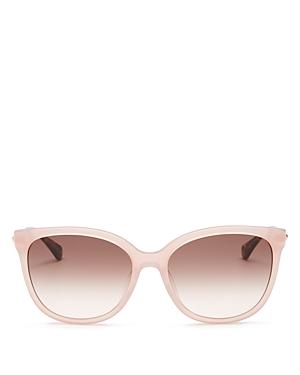 kate spade new york Women's Britton Polarized Square Sunglasses, 55mm