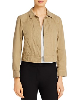 Theory - Shrunken Cotton Jean Jacket - 100% Exclusive
