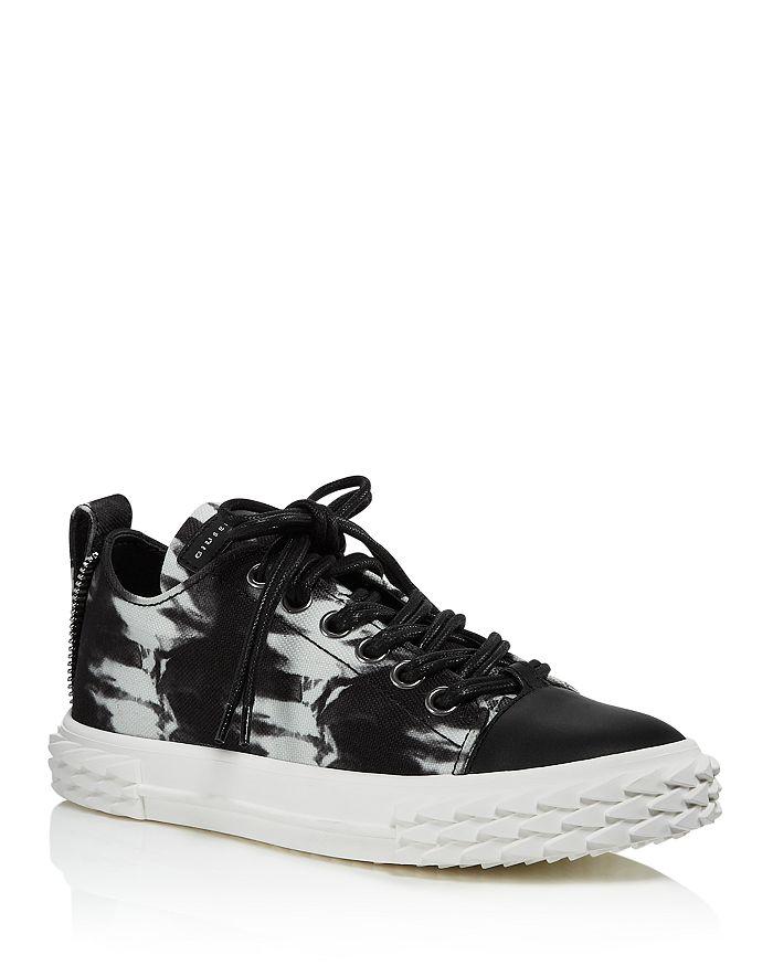 Giuseppe Zanotti - Women's Blabber Low-Cut Sneakers