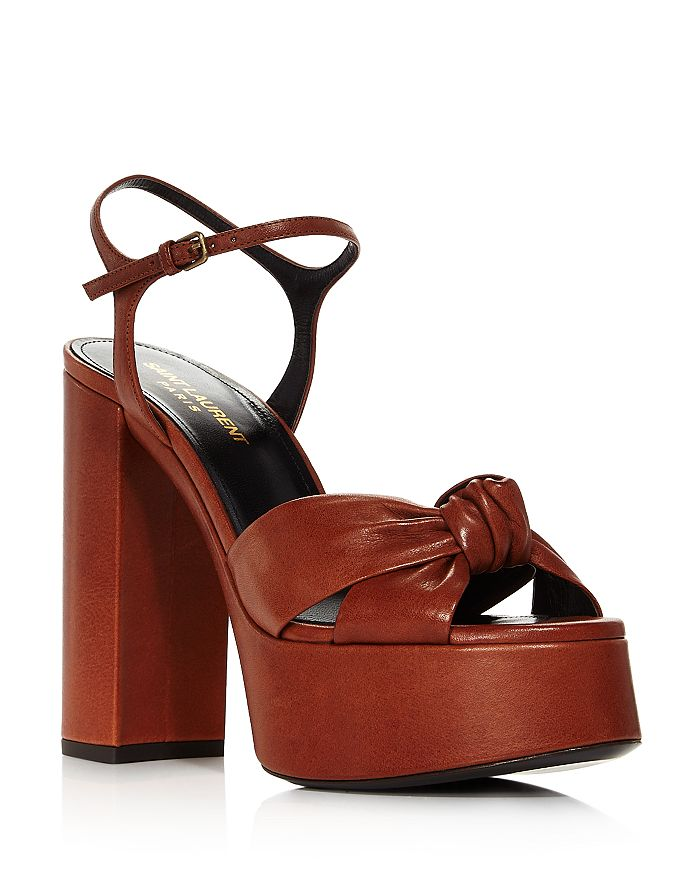 Saint Laurent - Women's Bianca 85 Node Sandals