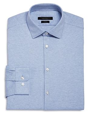 John Varvatos Star Usa Soho Cotton Jersey Slim Fit Dress Shirt