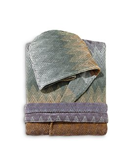 Missoni - Yaco Hooded Bath Robe