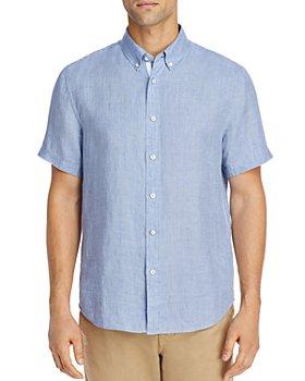 rag & bone - Fit 2 Tomlin Linen Slim Fit Shirt