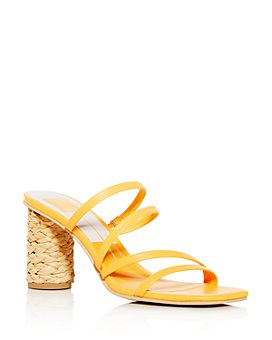 Dolce Vita - Women's Nova Strappy Block-Heel Sandals