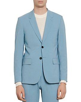 Sandro - Slim-Fit Summer Suit Jacket