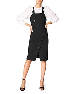Ba & Sh Moon Bib Dress-Women