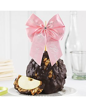 Mrs Prindables - Sweet Spring Dark Chocolate Cashew Jumbo Caramel Apple