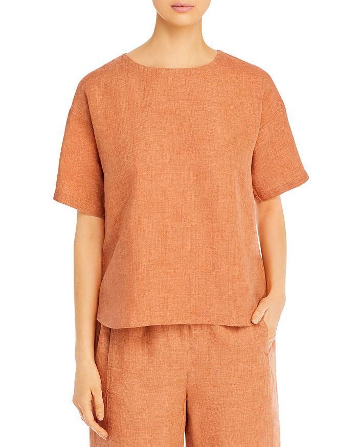 Eileen Fisher - Organic Linen Top