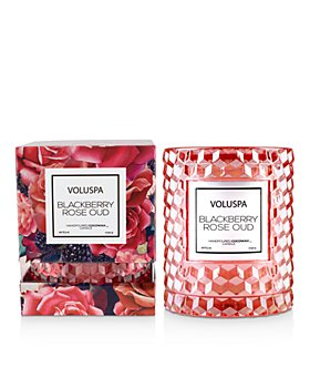 Voluspa - Blackberry Rose & Oud Collection