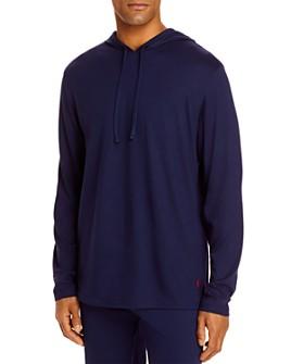 Polo Ralph Lauren - Supreme Comfort Pima Cotton-Blend Long Sleeve Pajama Hoodie