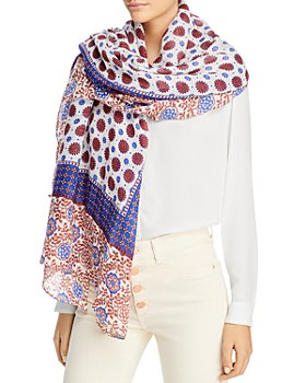Fraas - Foulard Patchwork Scarf - 100% Exclusive