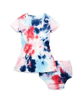Splendid - Girls' Tie-Dyed Dress & Bloomers - Baby