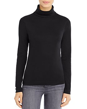 Three Dots - Solid Turtleneck