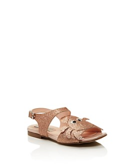 Stella McCartney - Girls' Glitter Crab Sandals - Toddler, Little Kid, Big Kid