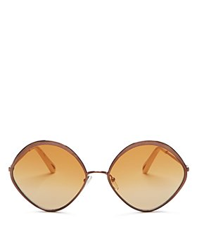 Chloé - Women's Dani Diamond Sunglasses, 60mm
