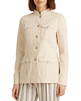 Ralph Lauren - Stretch-Cotton Canvas Jacket