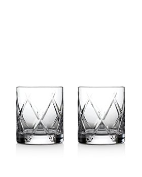 Waterford - Olann Double Old-Fashioned Glasses, Set of 2